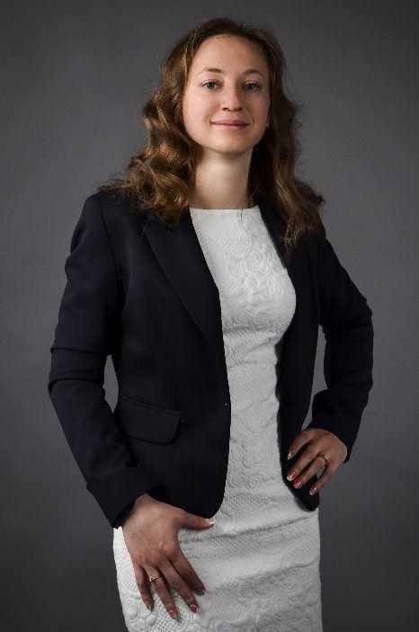 Юрист Ольга Бессонова